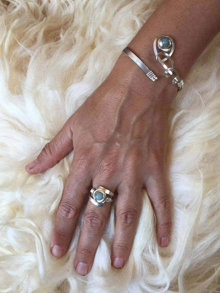 Bijoux d'Artisamor - Bague - Bracelet - Argent